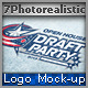 7 Photorealistic Logo Mock-Ups - GraphicRiver Item for Sale