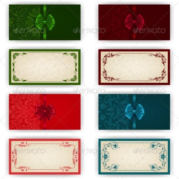 GraphicRiver Elegant Template for Luxury Invitation Card 6424864