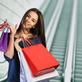 Woman shopping - PhotoDune Item for Sale