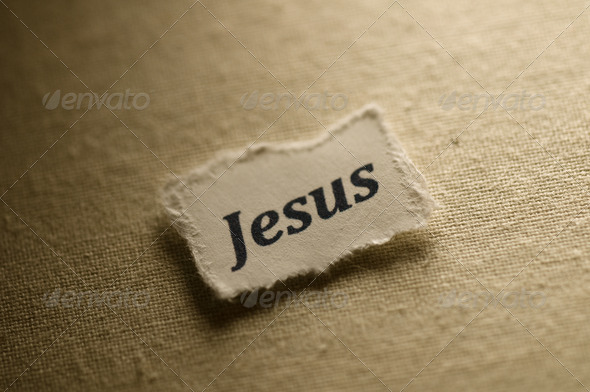 Stock Photo - PhotoDune Jesus 687163