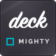 Deck WordPress Theme