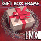 Gift Box Frame - VideoHive Item for Sale