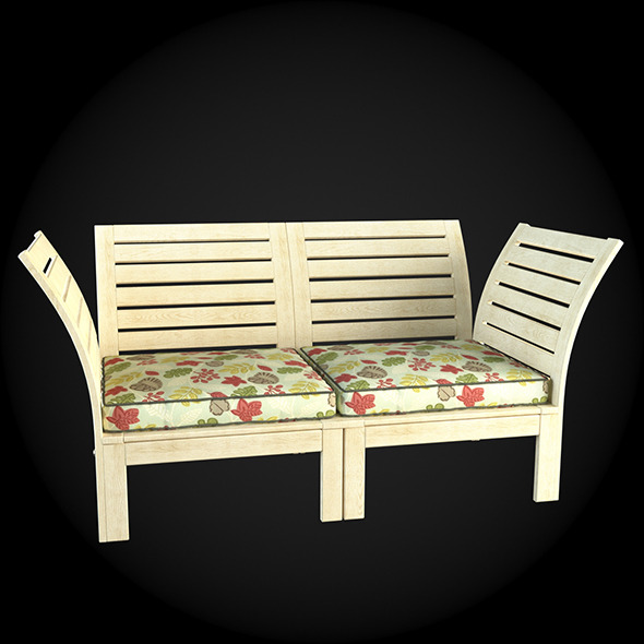 3DOcean Garden Furniture 047 6429283