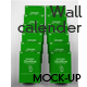 Wall Calendar Mockup Vol 01 - GraphicRiver Item for Sale