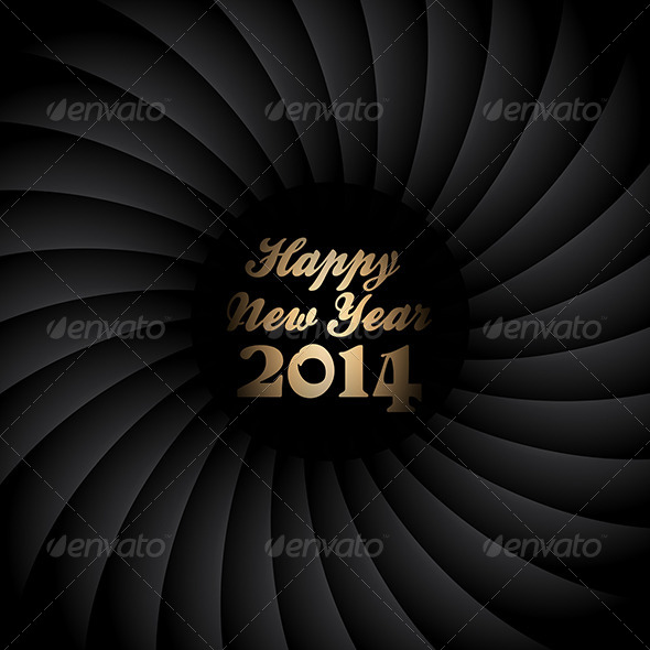GraphicRiver Happy New Year Background 6430282