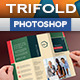 Corporate Tri Fold Brochure V13 - GraphicRiver Item for Sale