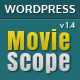 MovieScope - Responsive Wordpress Portal Theme - ThemeForest Item for Sale
