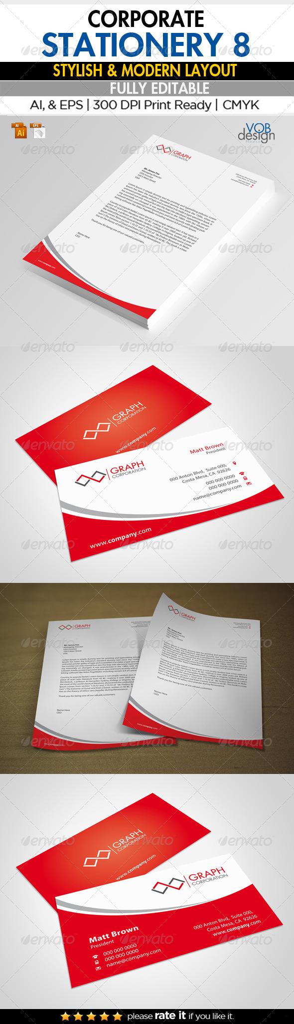 GraphicRiver Corporate Stationery 8 6431188