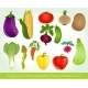 Large Set of Fresh Vegetables - GraphicRiver Item for Sale