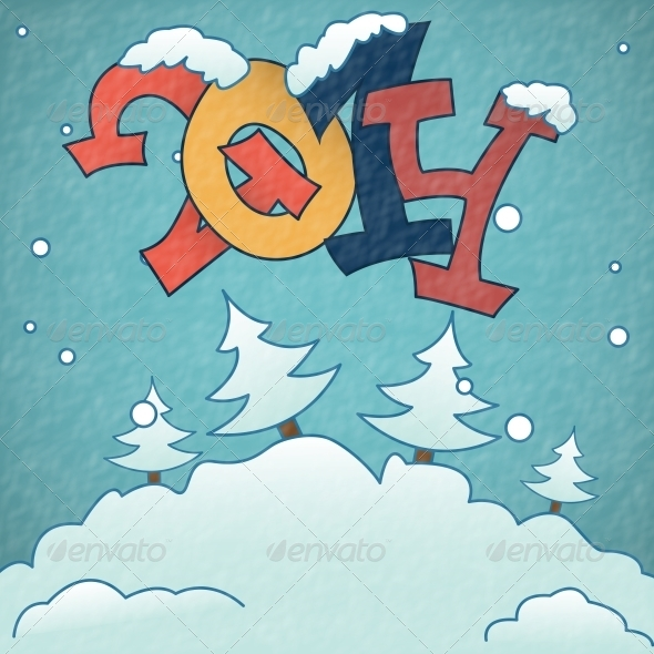 GraphicRiver Merry Christmas and Happy New Year 6431947