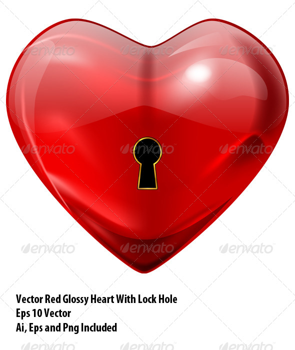 GraphicRiver Unlock My Heart 6433441