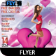Valentine Affair Party Flyer  - GraphicRiver Item for Sale