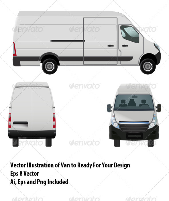 GraphicRiver Van 6433541