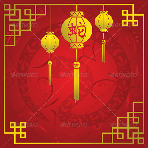 GraphicRiver Chinese New Year 6435231