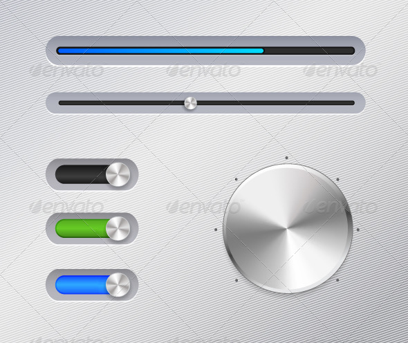 GraphicRiver Stereo Panel 6436205