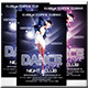 Dance Night Flyer - GraphicRiver Item for Sale