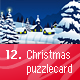 Magical Christmas Puzzle Card - ActiveDen Item for Sale