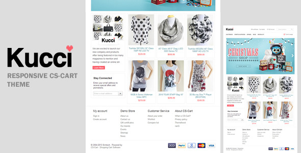 Dropshipper OpenCart Theme