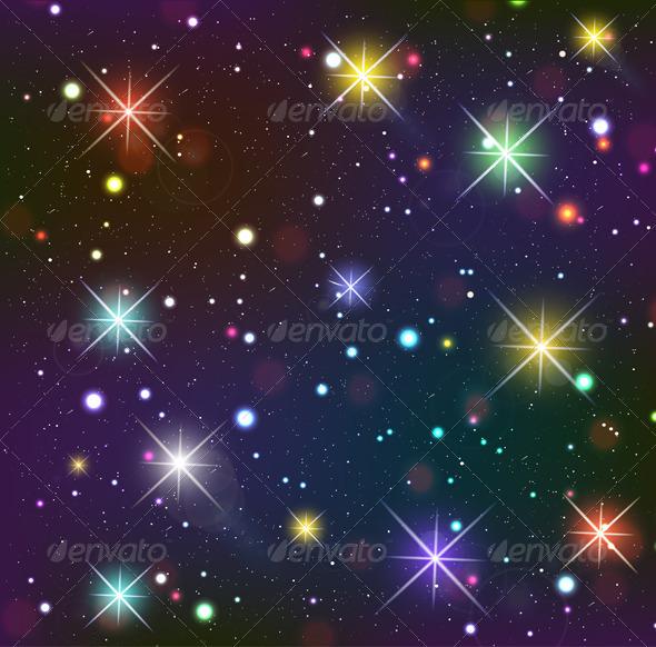 GraphicRiver Starry Sky 6440460