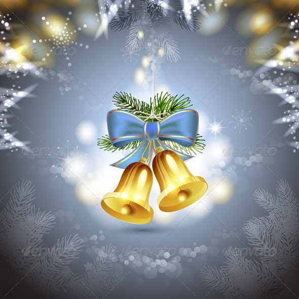 GraphicRiver Christmas Bells 6444375