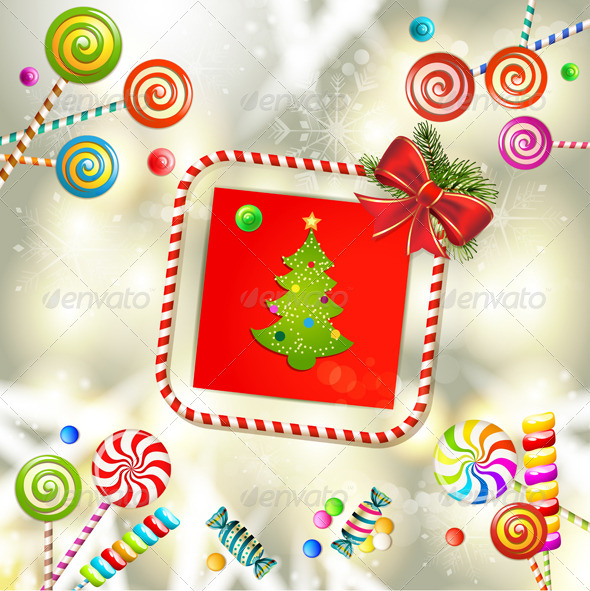 GraphicRiver Christmas Card 6444539