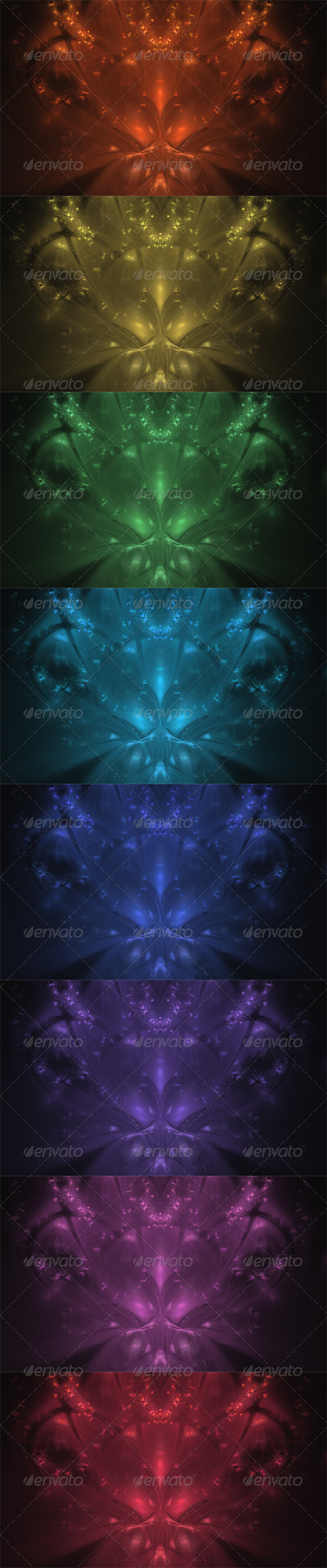 GraphicRiver Abstract Cosmic Background 3200x1920px 6445083