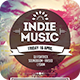 Indie Music Flyer - GraphicRiver Item for Sale