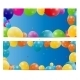 Color Glossy Balloons Background, Vector - GraphicRiver Item for Sale