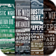 Acoustic Typography Bundle - GraphicRiver Item for Sale