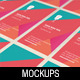 Business Card Mockups Vol.2