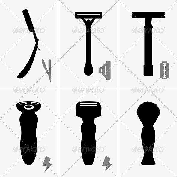 GraphicRiver Razors 6449667