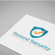 Rimond Security Logo Template - GraphicRiver Item for Sale