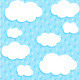 Sky Seamless Patterns - GraphicRiver Item for Sale