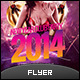 New Year Bash Flyer - GraphicRiver Item for Sale