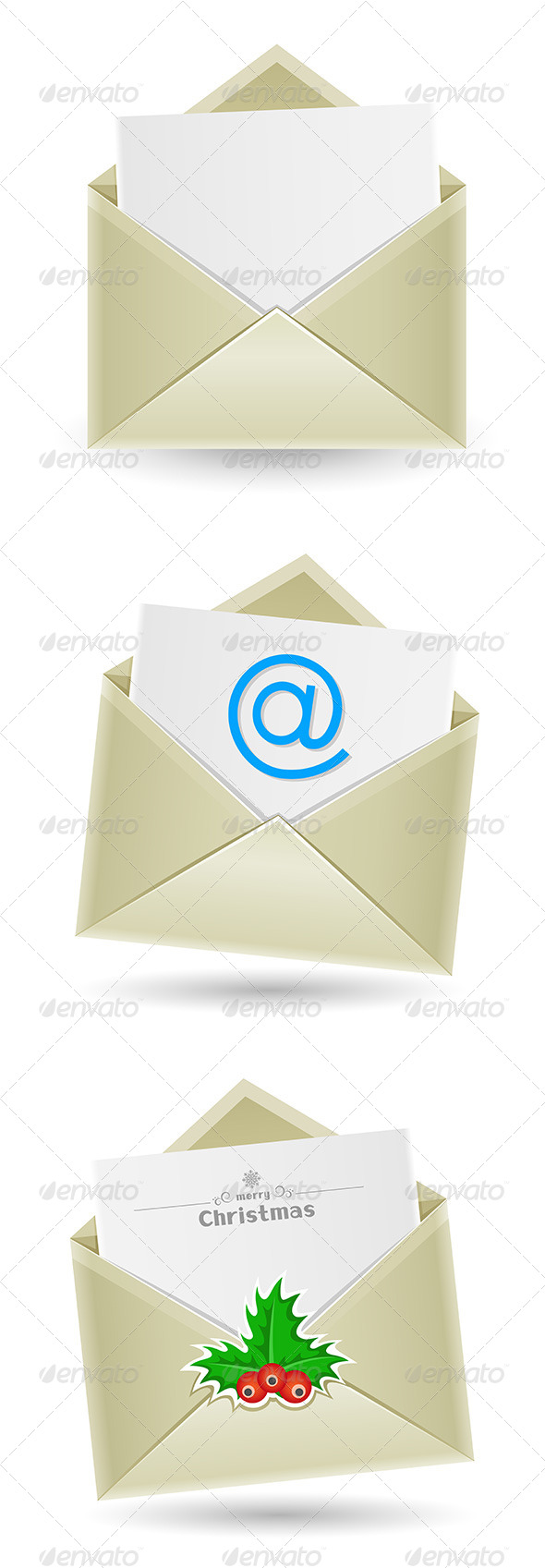 GraphicRiver Email Envelope 6455625