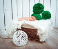 Cute newborn baby sleeps - PhotoDune Item for Sale