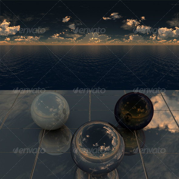 3DOcean Sea 107 6456040