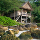 bungalow in koh rong island beach in cambodia - PhotoDune Item for Sale