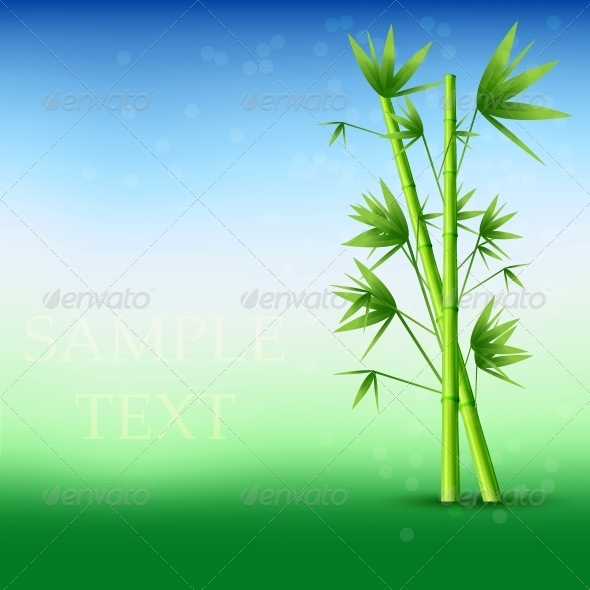 GraphicRiver Bamboo 6459736