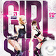 Flyer Night Show Girls - GraphicRiver Item for Sale