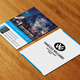 Personal Business Card AN0150 - GraphicRiver Item for Sale