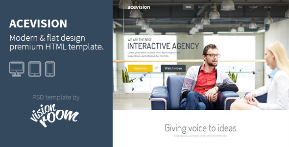 ThemeForest Acevision 6446234