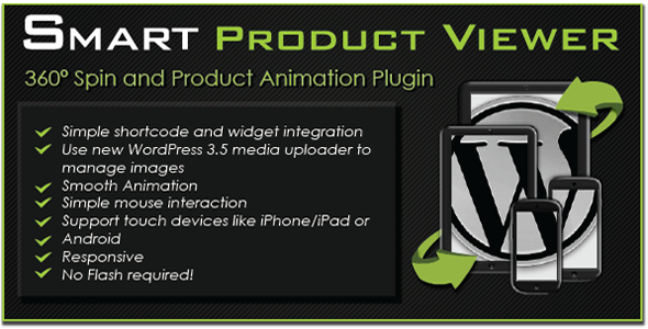 CodeCanyon Smart Product Viewer 6277697