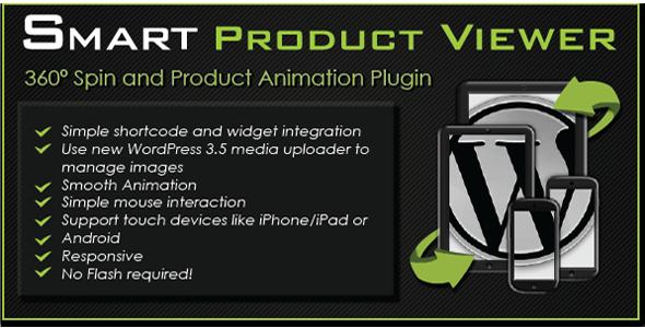 CodeCanyon Smart Product Viewer 6277697