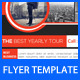Travel Business Flyer Template - GraphicRiver Item for Sale