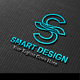 Smart Design / S Letter Logo - GraphicRiver Item for Sale
