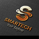 Smart Tech Logo - GraphicRiver Item for Sale