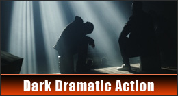 Dark Dramatic Action