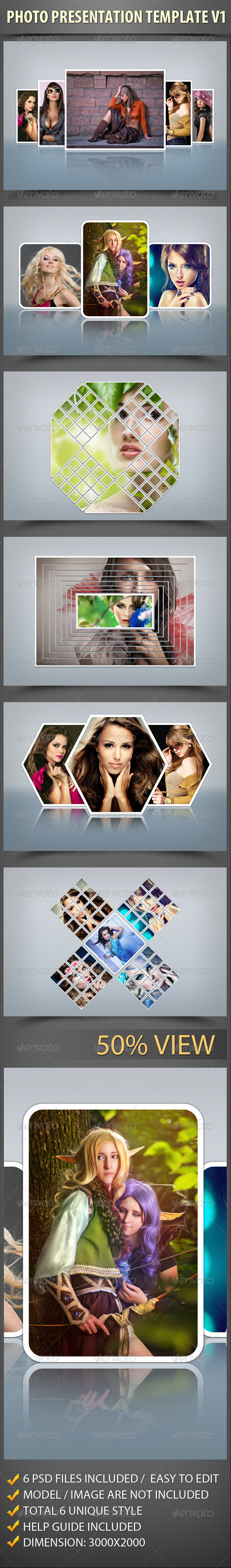 GraphicRiver Photo Presentation Template V1 6466431
