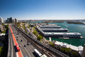 Walsh Bay From The Harbour Bridge - PhotoDune Item for Sale